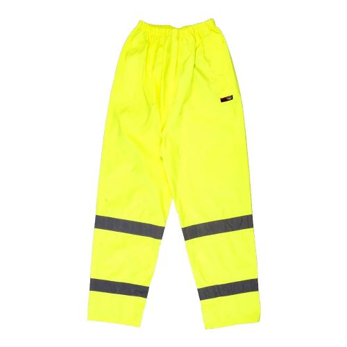 Warrior Yellow Hi Vis Seattle Over Trousers